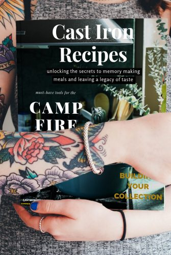 Cast Iron Recipes e-Magazine first issue free. Recipes, Tips, Tools and more!