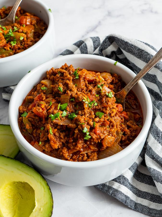 Spicy Chipotle Chili