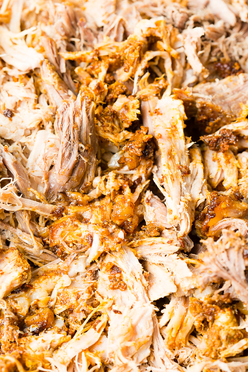 Dutch Oven Carnitas (Mexican Pulled Pork)