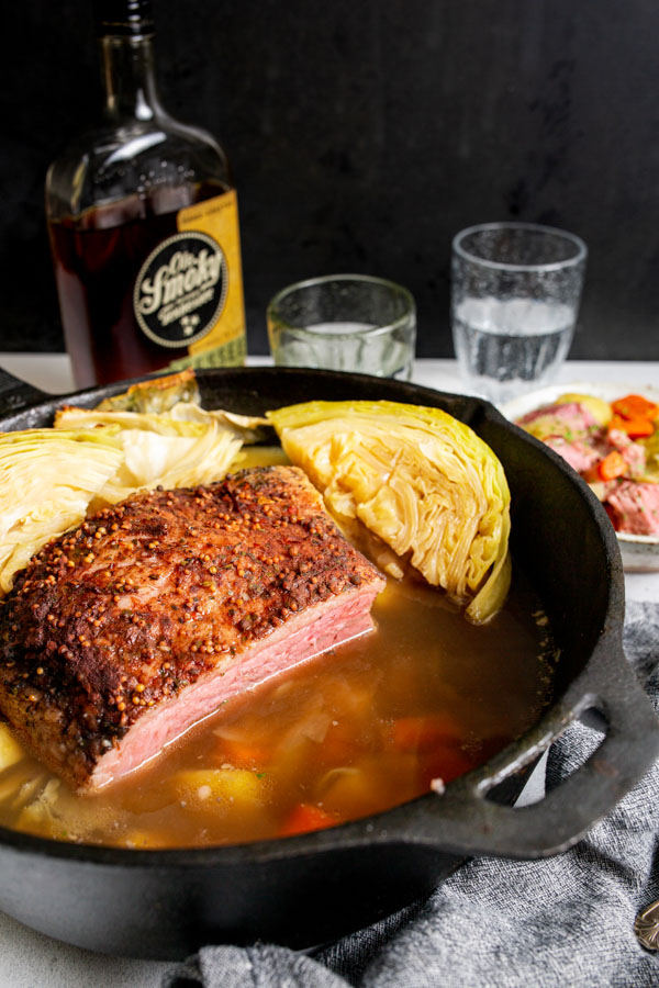 Dutch Oven Corned Beef